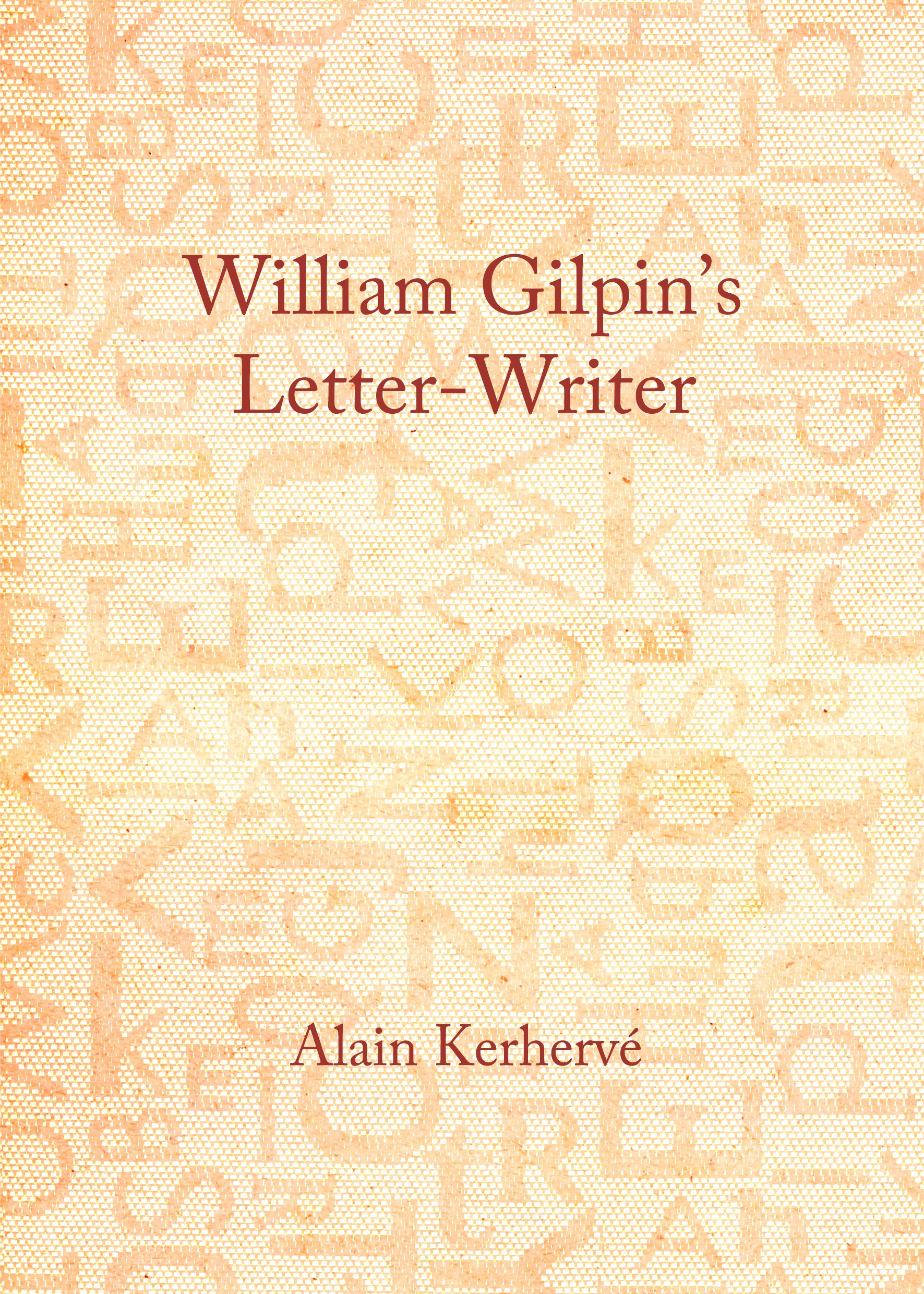 William Gilpin's Letter-Writer