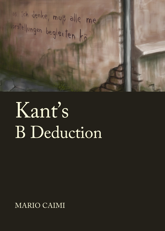 Kant's B Deduction