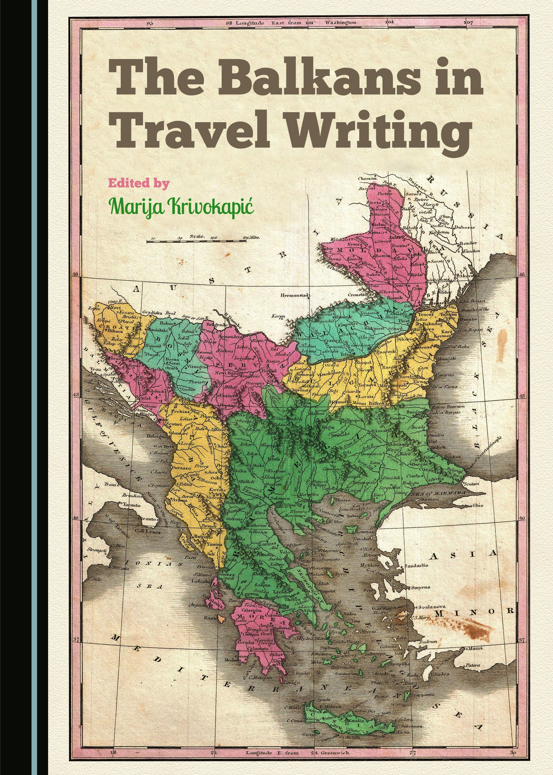 The Balkans in Travel Writing