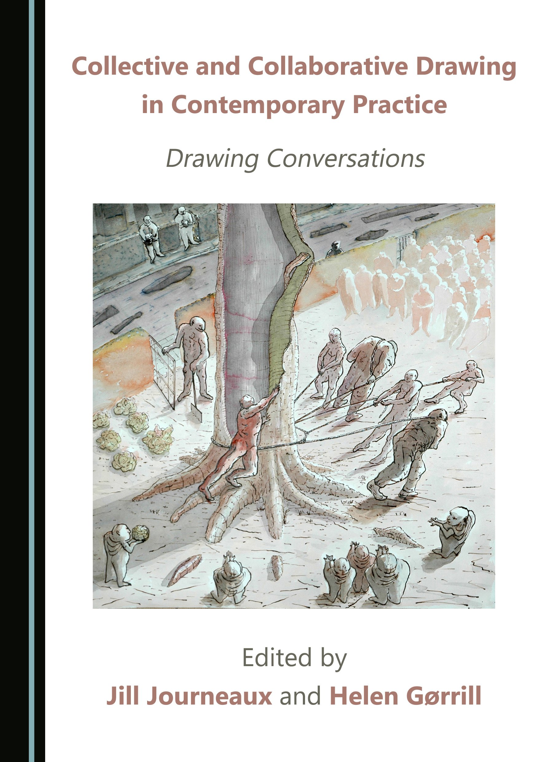 Collective and Collaborative Drawing in Contemporary Practice: Drawing Conversations