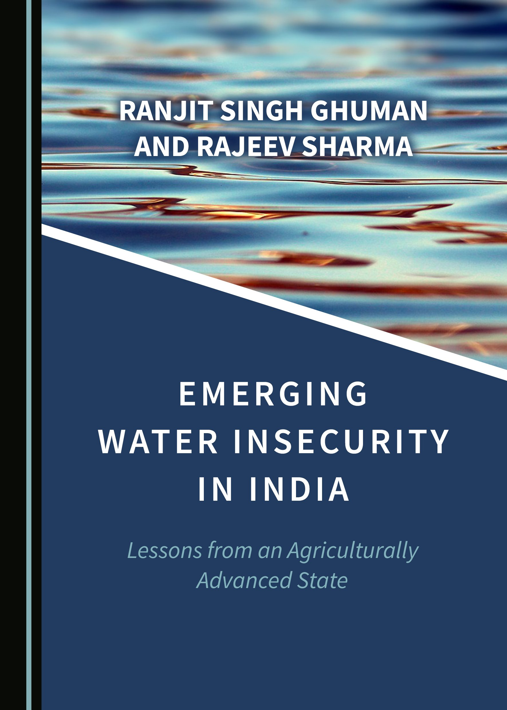 Emerging Water Insecurity in India: Lessons from an Agriculturally Advanced State