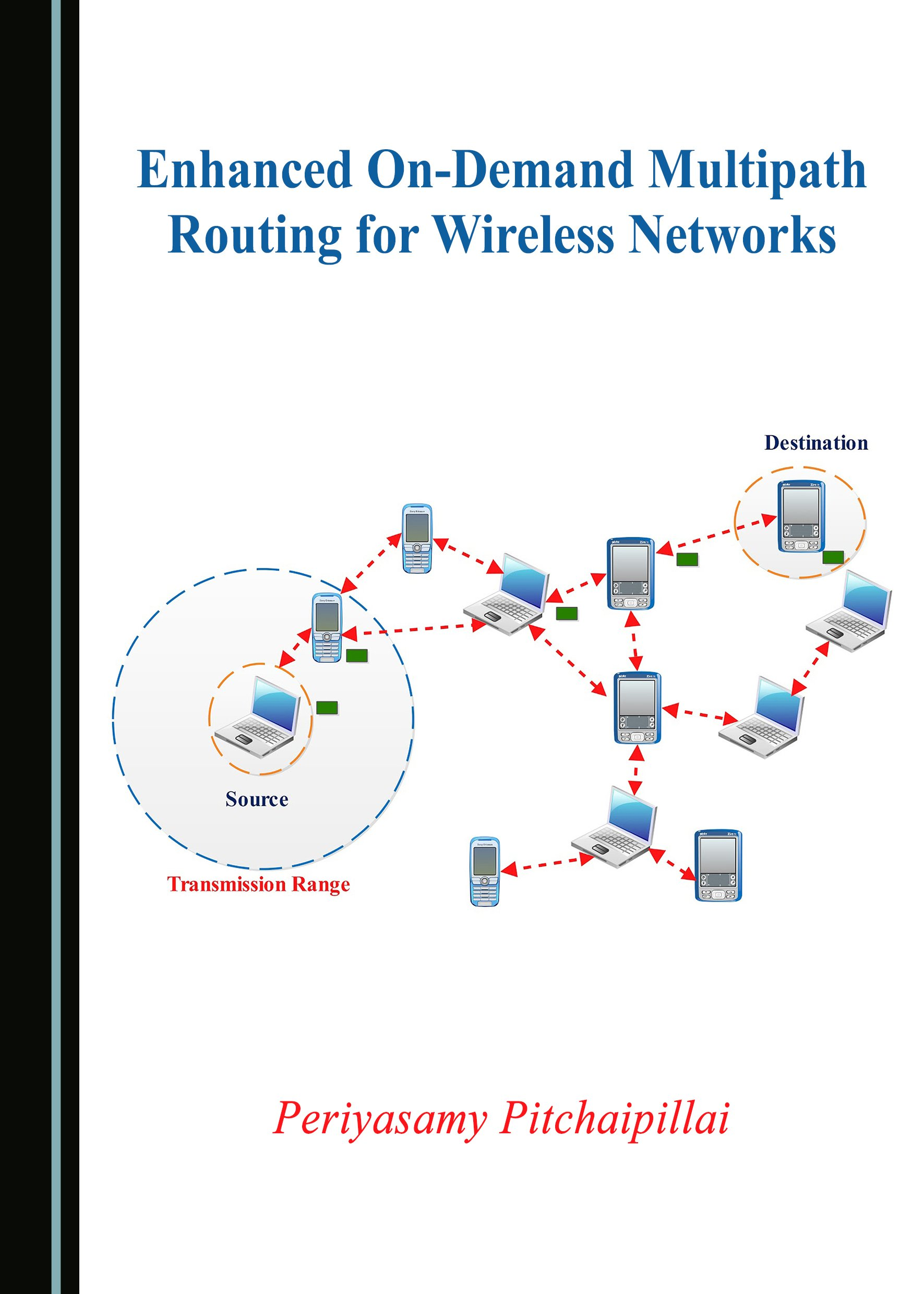 Enhanced On-Demand Multipath Routing for Wireless Networks