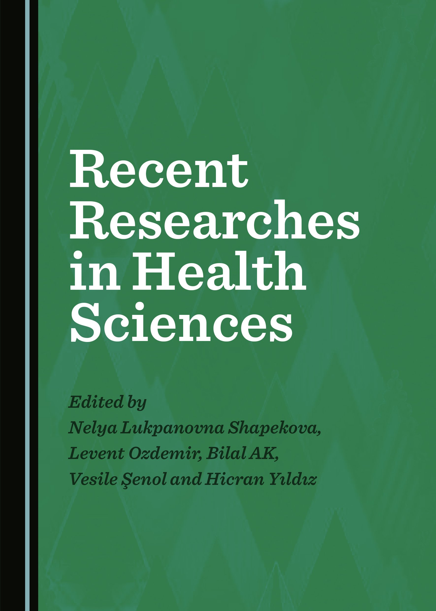 Recent Researches in Health Sciences