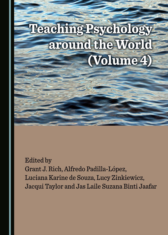 Teaching Psychology around the World (Volume 4)