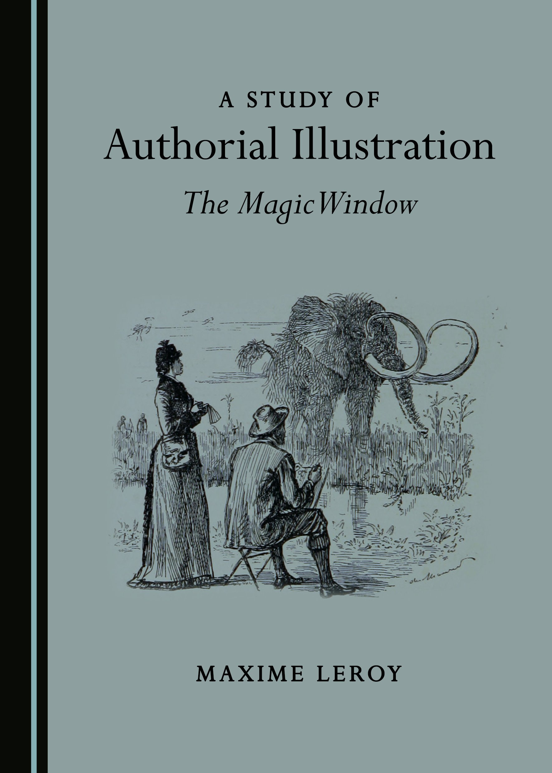 A Study of Authorial Illustration: The Magic Window