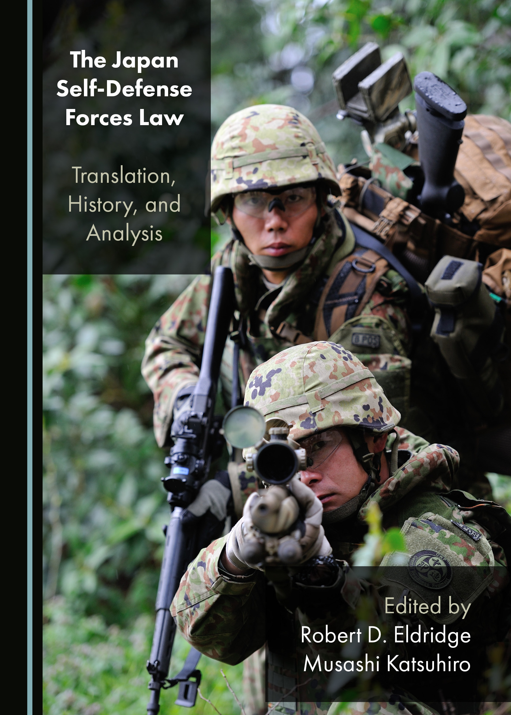 The Japan Self-Defense Forces Law: Translation, History, and Analysis
