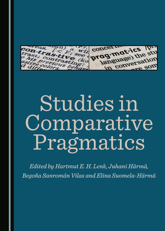 Studies in Comparative Pragmatics
