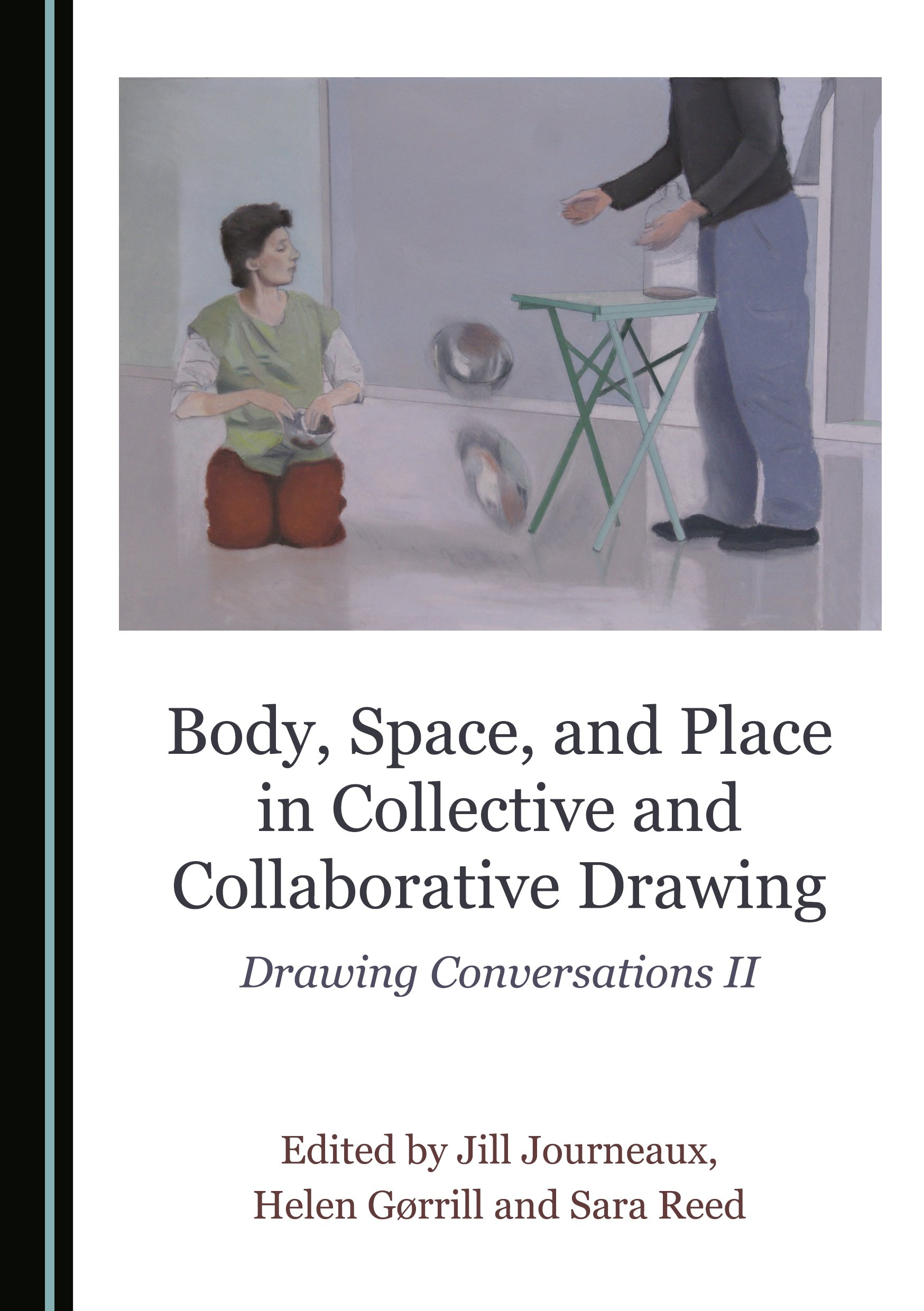 Body, Space, and Place in Collective and Collaborative Drawing: Drawing Conversations II