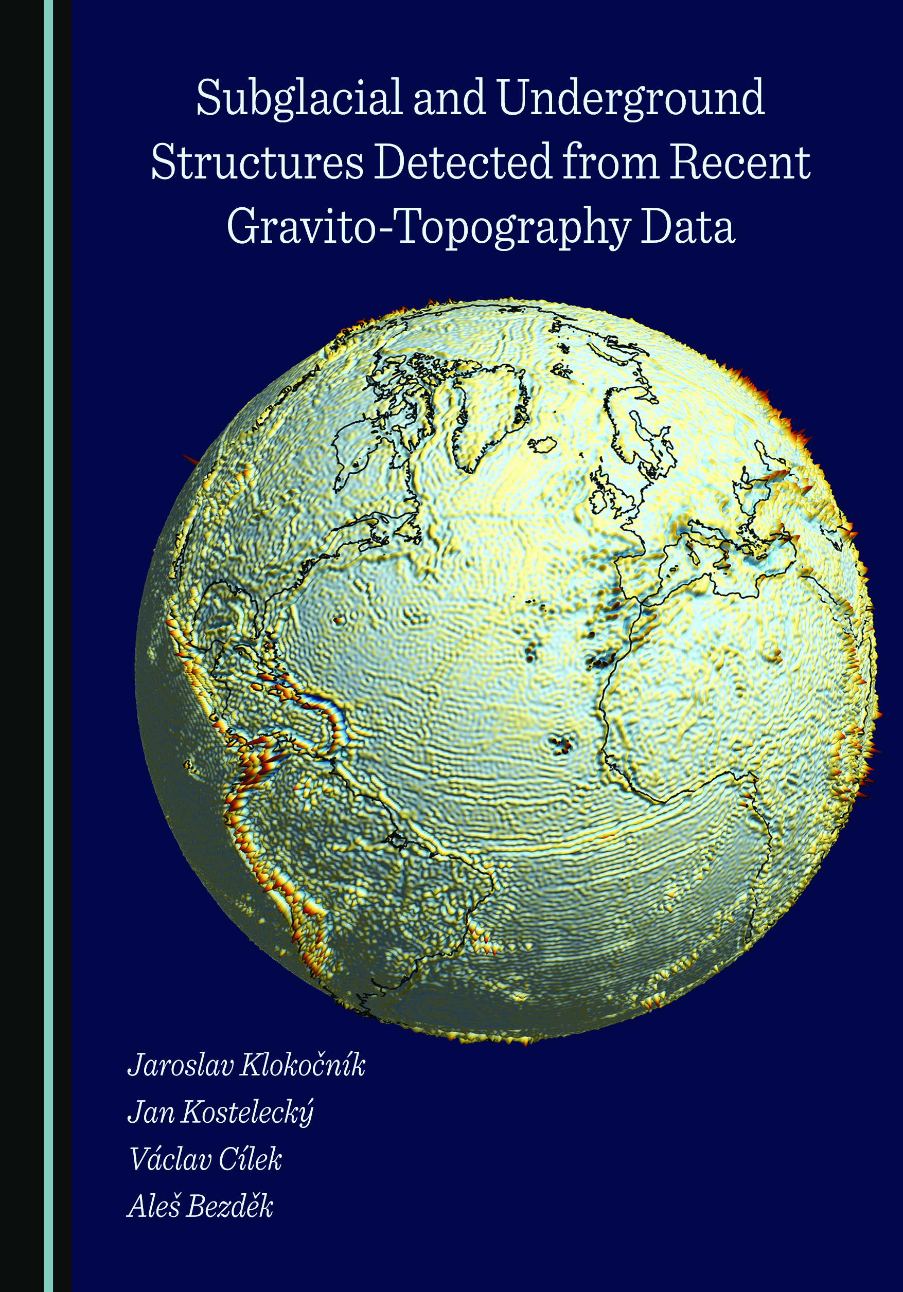Subglacial and Underground Structures Detected from Recent Gravito-Topography Data