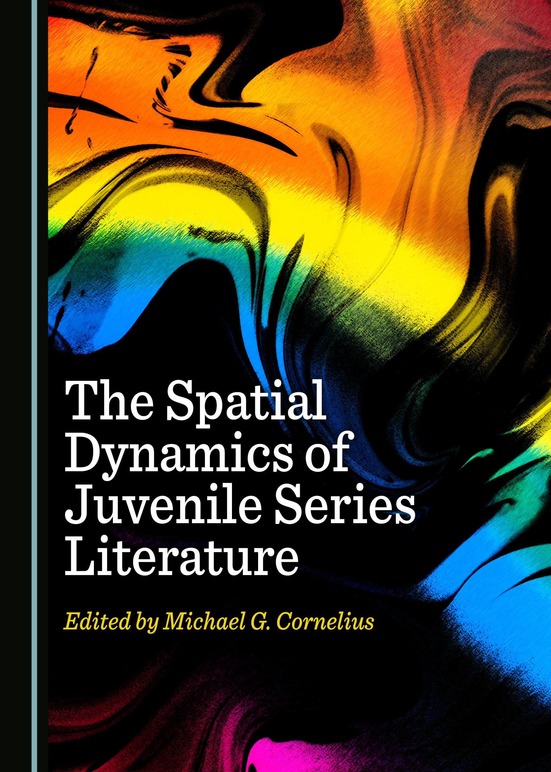 The Spatial Dynamics of Juvenile Series Literature