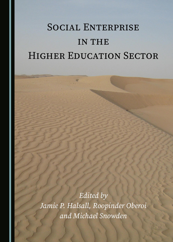Social Enterprise in the Higher Education Sector