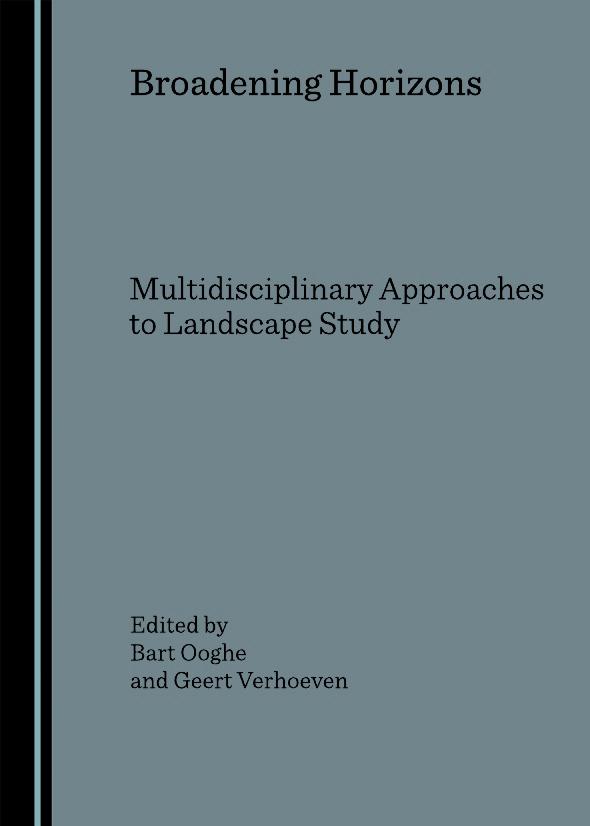 Broadening Horizons: Multidisciplinary Approaches to Landscape Study